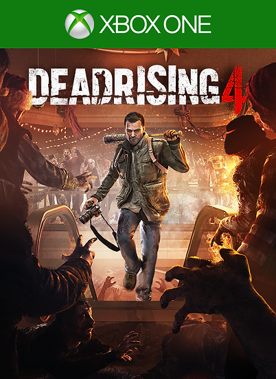 Dead Rising 4 - Jogo para Xbox One