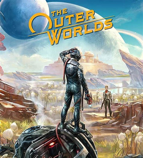 The Outer Worlds - Jogo para Playstation 4