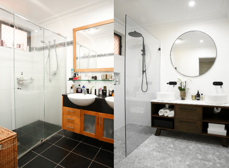 So you want to renovate your bathroom, but the thought of spending $25,000+ is stressing you out ?