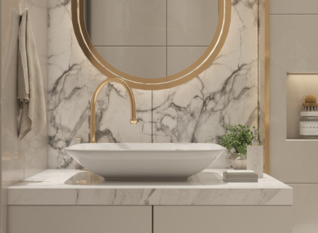 5 STEPS TO PLANNING THE PERFECT BATHROOM