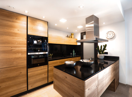 Planning your new Kitchen