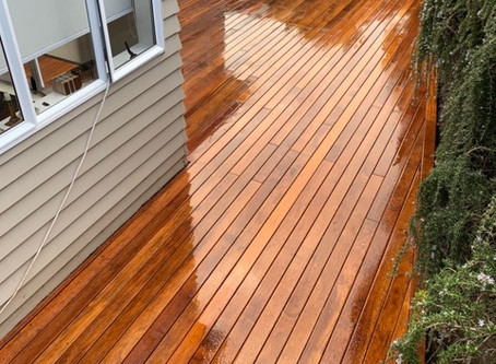 Decking Season Is Almost Upon Us!