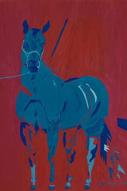 Quarter Horse- Halter