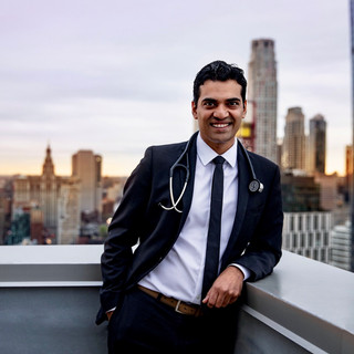 Dr. Anuj Shah NYC Cardiologist