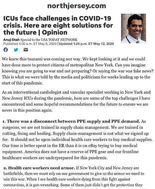 North Jersey Dr Anuj Shah Opinion ICUs F