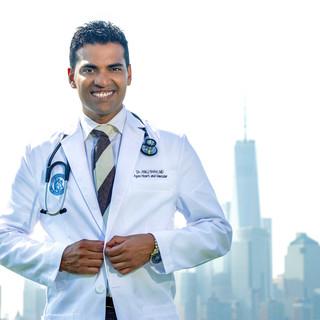 Dr. Anuj Shah Passaic NJ Cardiologist
