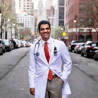 Dr. Anuj Shah Lower Manhattan