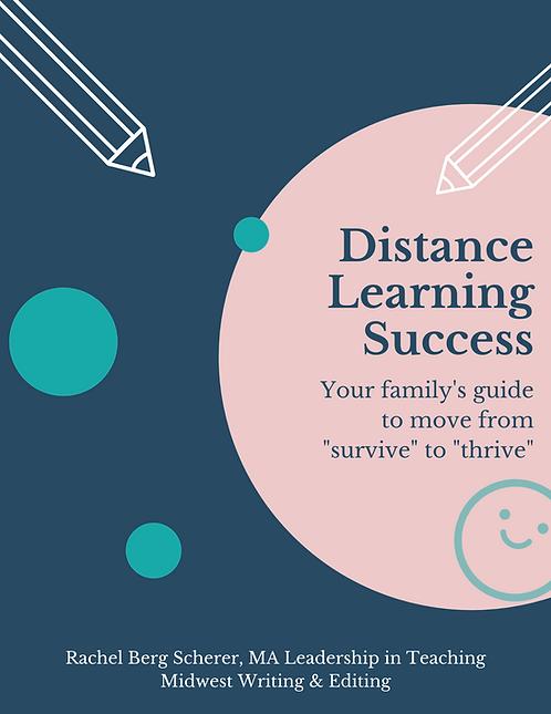 Distance Learning Success eBook