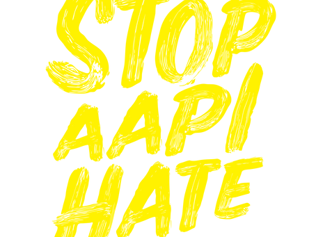 Stop Asian-American Hate