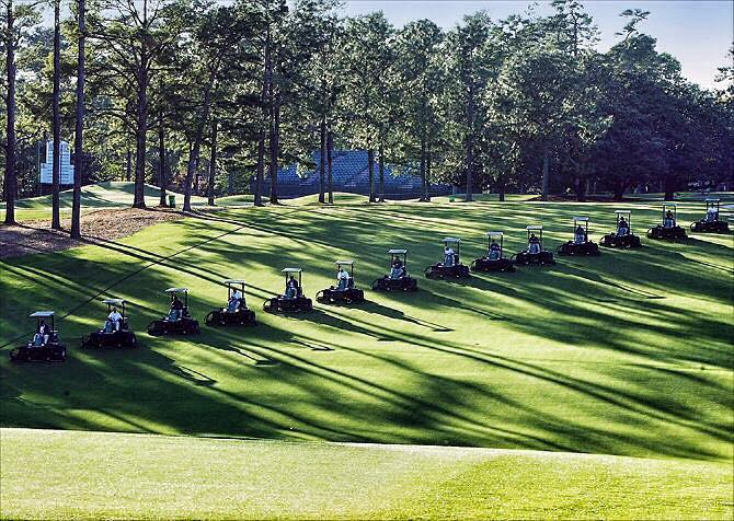 Augusta green keepers
