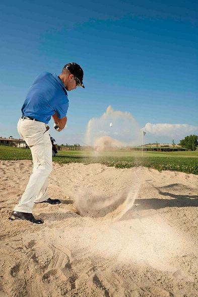 Matteo Niglio - golf pro & fitness coach - TPI certified