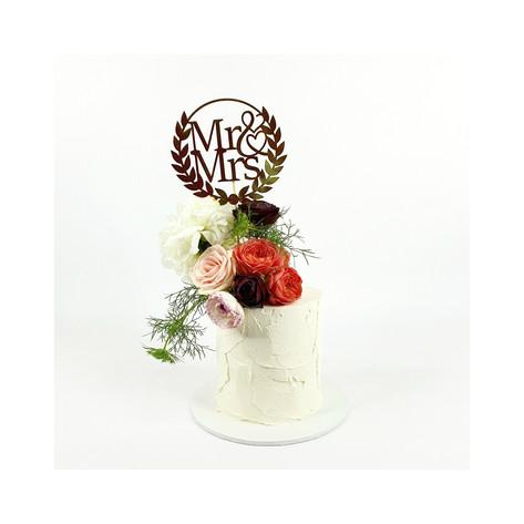 Wreath - Mr & Mrs web