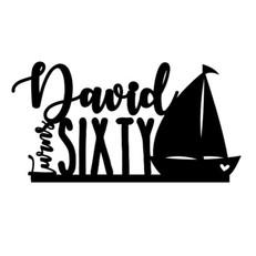David is Sixty
