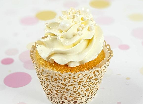 Fancy Wrap Cupcakes