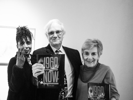 #1960Nowthebook Signing at The Museum of Contemporary Art of Georgia.