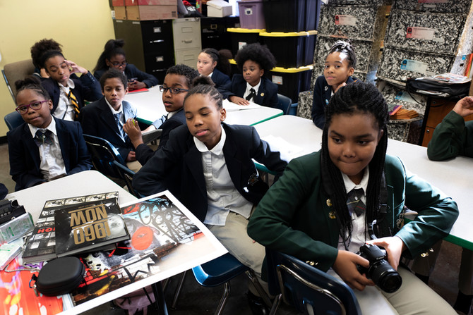 #1960Nowthebook at Dekalb Academy of Tech & Env Elementary & Middle Charter Schools Inc
