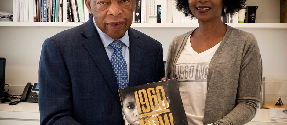 Conversation with John Lewis and Photographer Danny Lyons