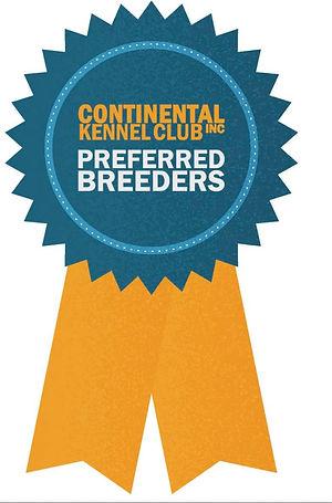 CKC Preferred Breeder