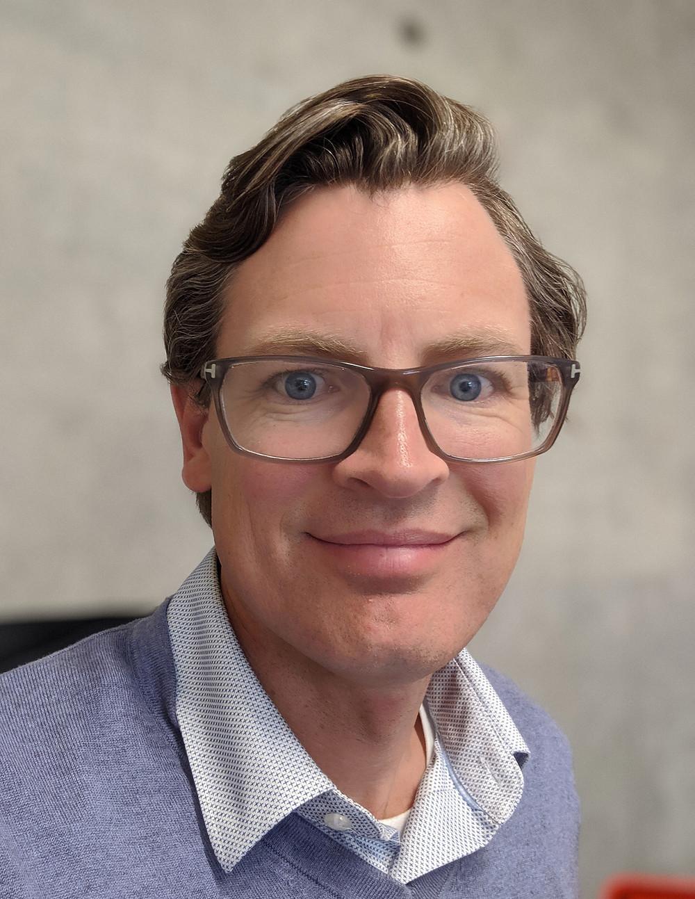 Bio photo of Mark Erickson