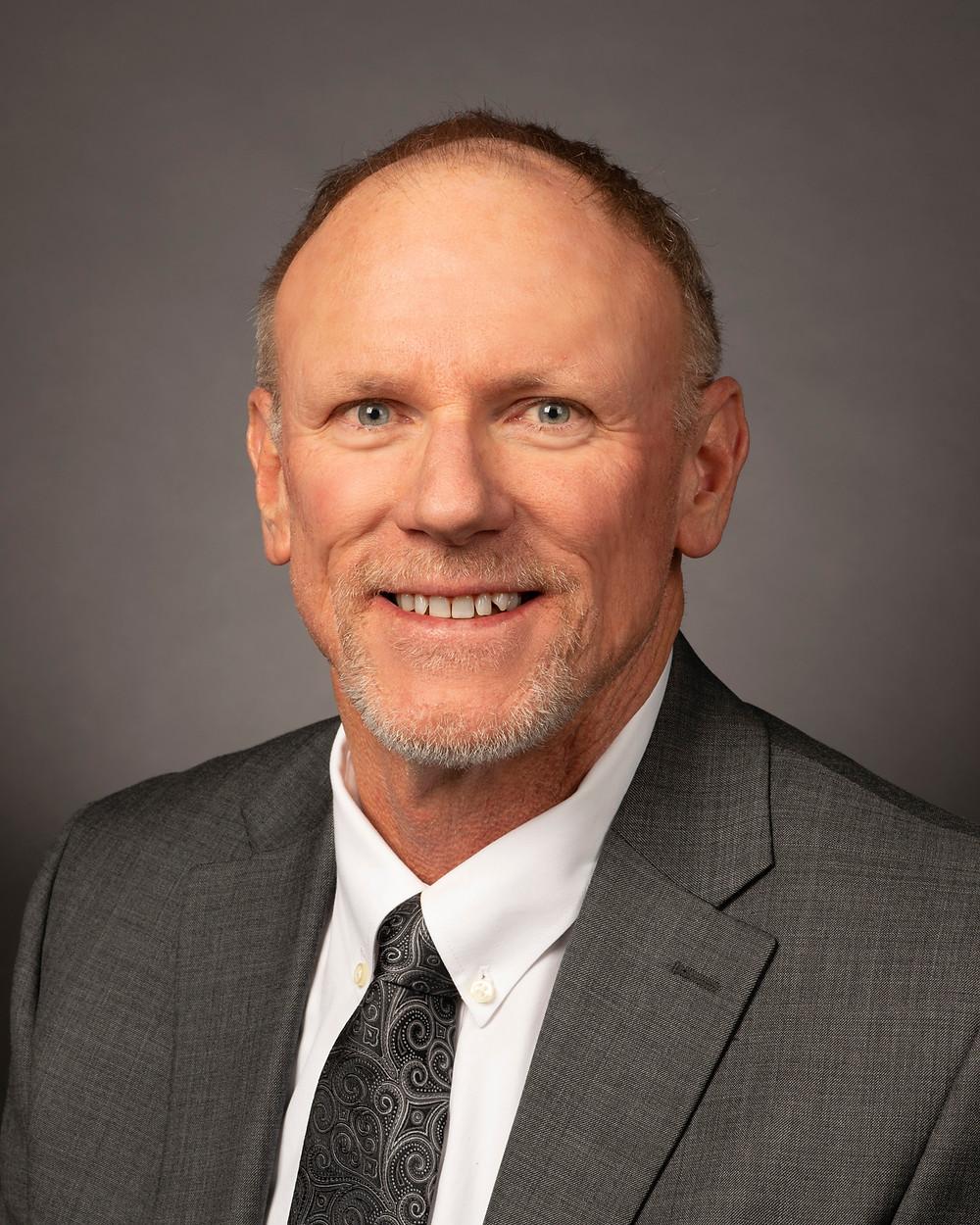 Bio shot of John Bednarski