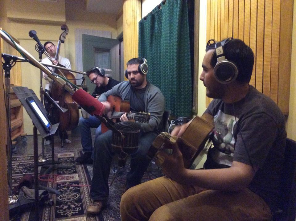 Hot Club @ Heartwood Studios