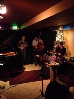 Tedd Baker @ Black Fox Lounge