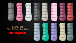 Cheval D'or - Polo Wraps/Bandages