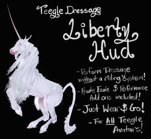 Mythril - Teegle Dressage Liberty HUD