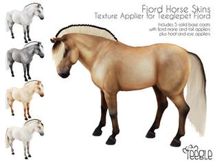 Teegle - Fjord Horse Skins