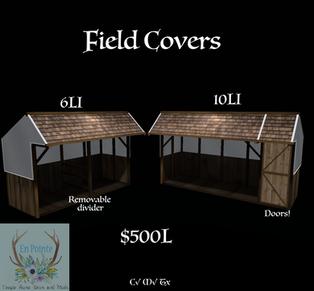 En Pointe - Field Covers