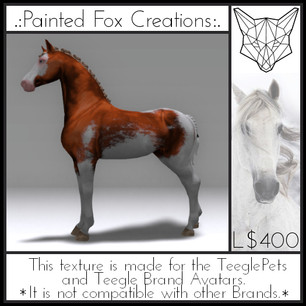 .:Painted Fox Creations:. - Skins