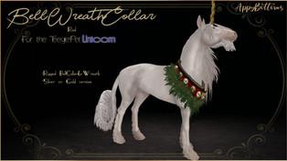 :AppyBottoms: - Bell Wreath Collars