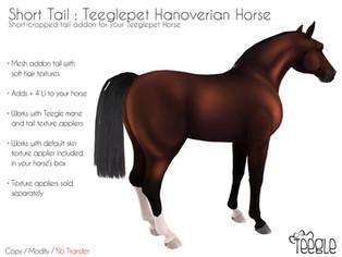 Teegle - Short Tail