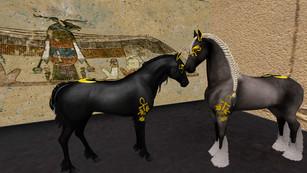 TAURUS CREATIONS - Eye of Horus Tattoo for Avatars & Pets
