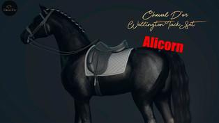 Cheval D'or - Wellington Dressage Set
