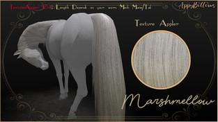 AppyBottoms - Teegle Mane n Tail Textures