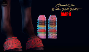Cheval D'or - Rubber Bell Boots
