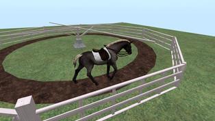 TAURUS CREATIONS - Teeglepet Horse Walker
