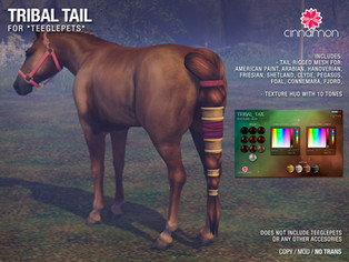 Cinnamon - Tribal Tail