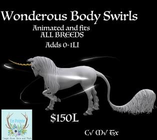 En Pointe - Wonderous Body Swirls