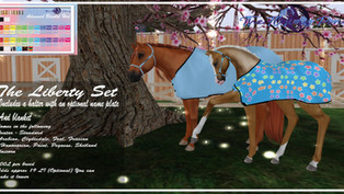 The Flying Pony - Liberty Set