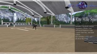 The Flying Pony - Keyhole Sport