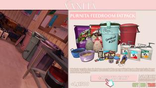 Tutto è Vanità - Purnita Feedroom Props & Decor