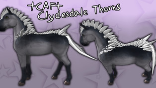 +CAF+ - Clydesdale Thorns
