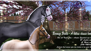 The Flying Pony - Baroque Bridle