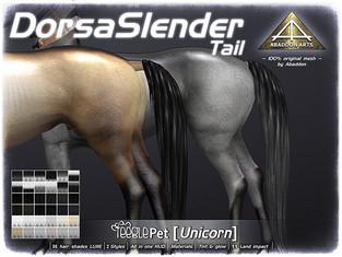 Abaddon Arts - Dorsa Slender Tail