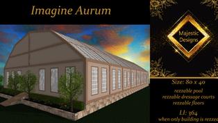 Majestic Designs - Imagine Aurum