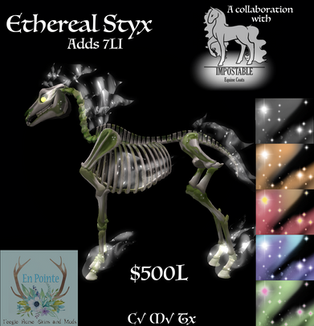 En Pointe & Impostable - Ethereal Styx