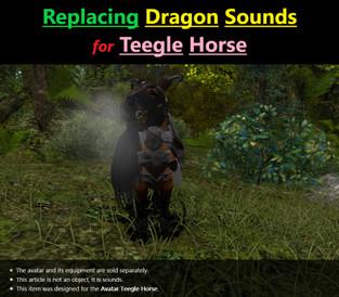 Noxikc'shop - Replacing Dragon Sounds
