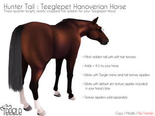 Teegle - Hunter Tail